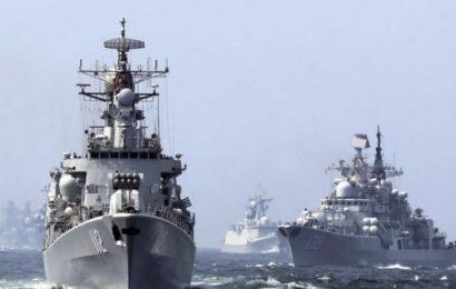La marine chinoise aurait dépassé en nombre d'unités la marine US