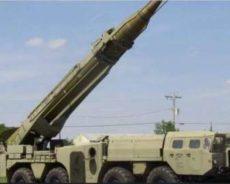 Résurrection des forces de missiles de l'Armée Nationale Libyenne après la remise en service des missiles balistiques tactiques Scud-B / S-17 de l'ère soviétique