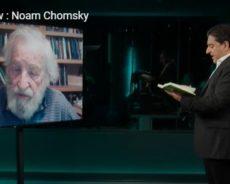 La Grande Interview : Noam Chomsky