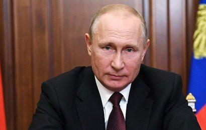 La Grande Interview : Vladimir Poutine