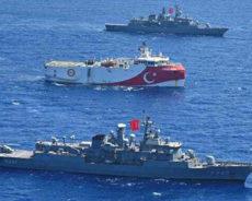 Méditerranée orientale : Ankara menace Athènes