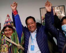 Bolivie : Luis Arce remporte la présidentielle après un an de crise politique et de rebondissements
