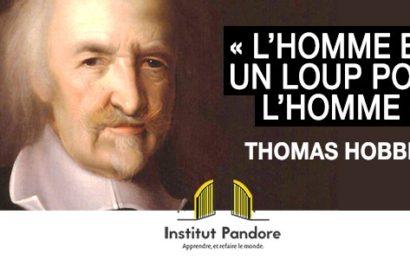 LIVRE / THOMAS HOBBES – L'Homme est un loup pour l'Homme