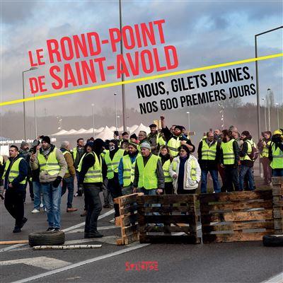 France / Les «gilets jaunes» de Saint-Avold