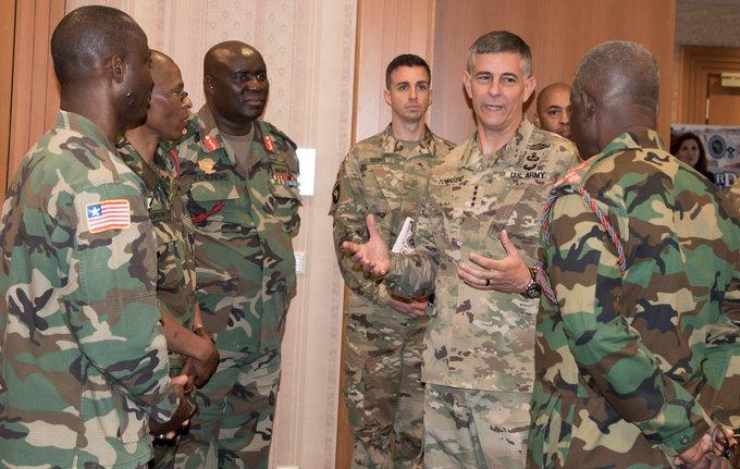 L'Afrique accueille un nombre croissant d'opérations et de bases militaires étrangères