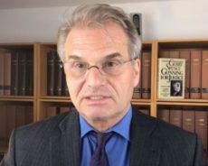 Un avocat allemand dénonce la crise du coronavirus, et parle de crime contre l'humanité