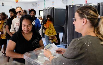 Nouvelle-Calédonie : le non à l'indépendance l'emporte avec 53,26% des voix