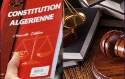 Le projet de révision constitutionnelle en Algérie : Le conflit entre le Droit et la Politique