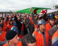 Algérie / Considérations sur le Front Patriotique