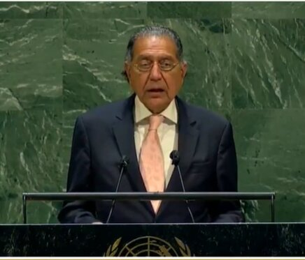 ECOSOC / Multilatéralisme après COVID 19 : de quel type d'ONU avons-nous besoin pour le 75e anniversaire?