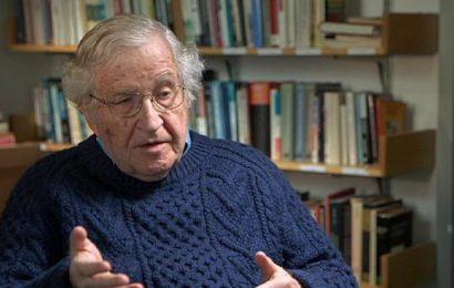 Noam Chomsky : Notre rôle de citoyen va bien au-delà du vote