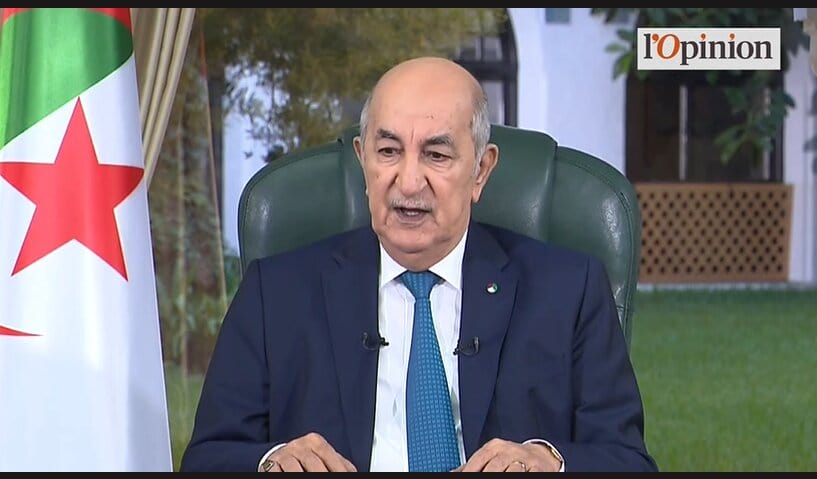 Abdelmadjid Tebboune, président algérien: «On a vu les conséquences des prolongements successifs au pouvoir en Afrique»