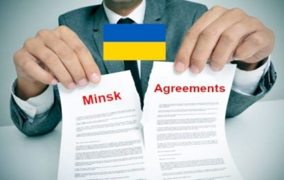 Donbass – Boris Gryzlov annonce la fin effective des accords de Minsk