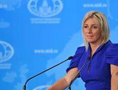 Zakharova désigne le principal objectif de la politique étrangère russe