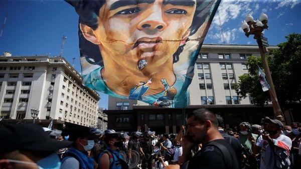 Le Venezuela rejette les critiques de Macron sur les idéaux de Maradona