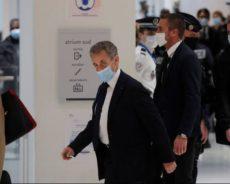 Une première en France :  L'ancien président Nicolas Sarkozy jugé pour corruption