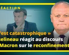 Redéconfinement 2.0 : Asselineau réagit au discours sadique de Macron