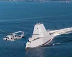 Une flotte en eaux troubles ? Les défis de l'US Navy