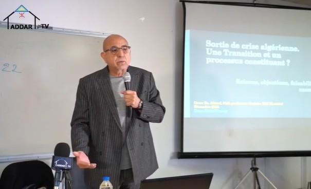 Conférence du Professeur Omar Aktouf (HEC Montréal)