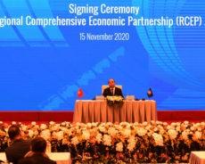Un vaste accord de libre-échange conclu entre des pays d'Asie et du Pacifique