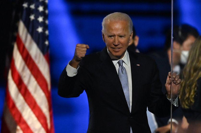 Joe Biden promet de « rassembler » l'Amérique… Ce qu'il faut retenir du discours de victoire du président élu