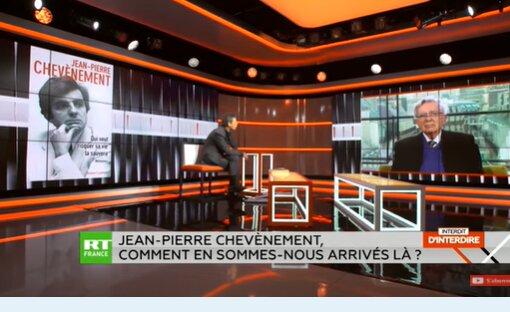 Interdit d'interdire – Jean-Pierre Chevènement : Comment en sommes-nous arrivés là ?