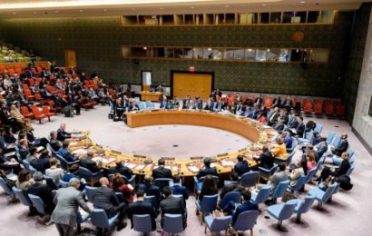 Exigeons la fin des droits de veto à l'Organisation des Nations-Unies