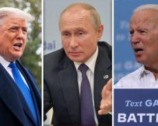 Élections américaines : pourquoi Poutine n'a pas félicité Joe Biden
