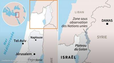 ONU / Golan syrien occupé : Le cadeau de Trump à Bibi est nul, non avenu et sans effet juridique…