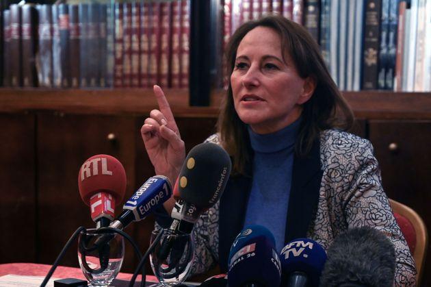 France / Les propos de Ségolène Royal sur les caricatures de Mahomet indignent la majorité
