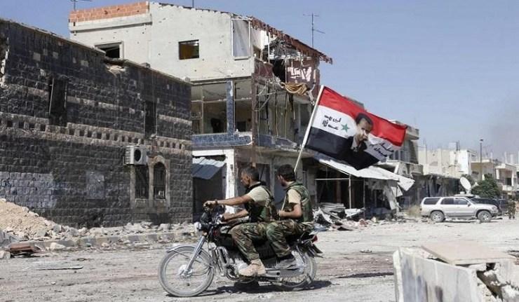 La Syrie de l'après-guerre n'a pas besoin de l'Occident