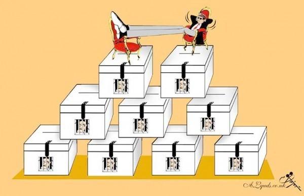 Égypte 2020 : une course joyeuse vers l'abîme