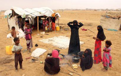 Catastrophe humanitaire au Yémen