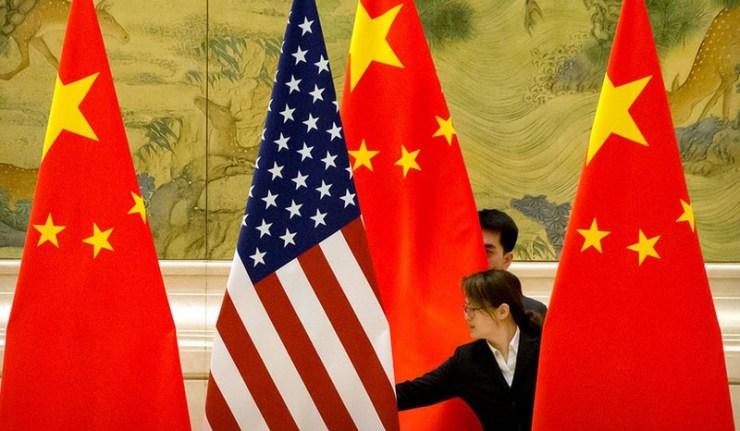 Après le placement d'entreprises sur liste noire, la Chine accuse les Etats-Unis de «harcèlement»