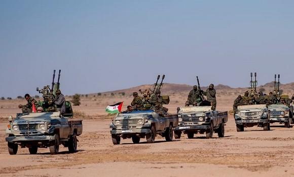 Sahara Occidental : L'APLS mène de nouvelles attaques contre les bases militaires marocaines pour le 37e jour