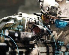 Le soldat du futur ! (par Idriss ABERKANE)