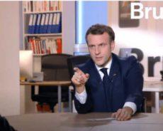 Que penser de la menace voilée de Macron sur Brut ?