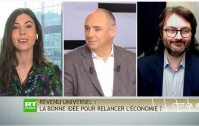France / C'EST CASH ! – Revenu universel : la bonne idée pour relancer l'économie ?