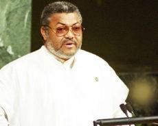 FCFA/ ECO : Quand Jerry Rawlings dénonçait les magouilles de la France