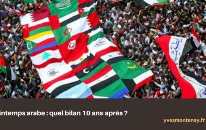Le printemps arabe : 10 ans après