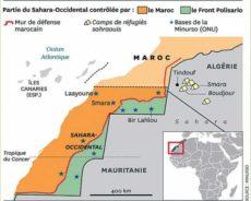 La prise de contrôle de Guerguerat face à la géopolitique des corridors en Afrique du Nord