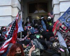L'attaque du Capitole par les supporters de Trump: un «Coup d'Etat » contre la démocratie américaine