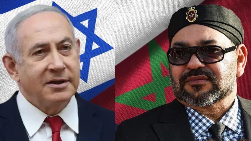 Le roi du Maroc veut mettre le feu au Maghreb