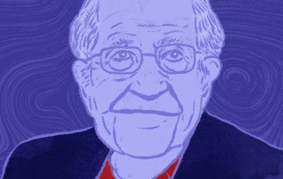 Noam Chomsky : « L'esprit humain doit se rebeller pour préserver et améliorer la vie