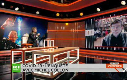 Frédéric Taddeï interroge Michel Collon sur son enquête consacrée à la crise covid