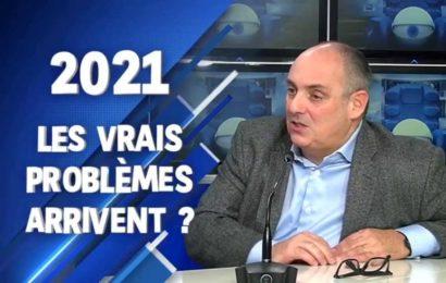 France / Delamarche : «les vrais problèmes arrivent»
