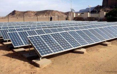 Energie solaire : La BAD lorgne le sahara algérien