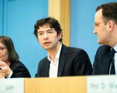Drosten, l'homme le plus recherché d'Allemagne… pour crimes contre l'humanité