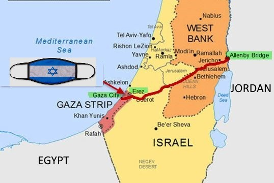Sous prétexte de pandémie, des étudiants palestiniens interdits de sortie de Gaza