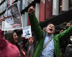 Le monde réagit au refus britannique d'extrader Assange vers les USA